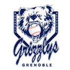 "ASS. GRENOBLE BASEBALL SOFTBALL ""LES GRIZZLYS"""